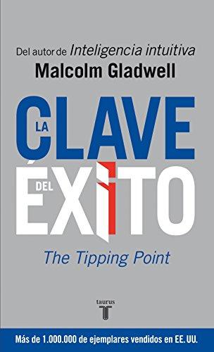 Portada del libro La clave del éxito de Malcolm Gladwell