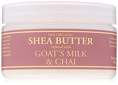 Nubian Heritage Shea Butter Infused With Goat's Milk And Chai -- 4 oz