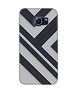PickPattern Back Cover for Samsung Galaxy S6 edge SM-G925