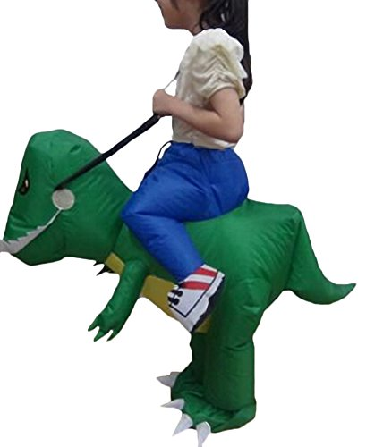Ace Halloween Kids Children Inflatable Suit Dinosaur Costumes