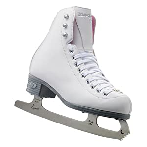 Riedell 114 Pearl Ladies Figure Ice Skates by Riedell