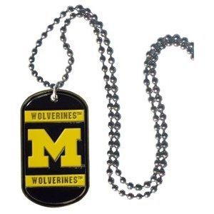 NCAA Michigan Wolverines Dog Tag - Neck Tag