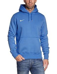 NIKE Herren Kapuzenpullover TS Core Fleece, Royal Blue/White, S, 454799-463