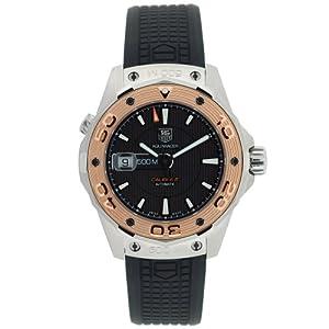 Tag Heuer Mens Aquaracer 500 M Calibre 5 Automatic Watch WAJ2150.FT6015