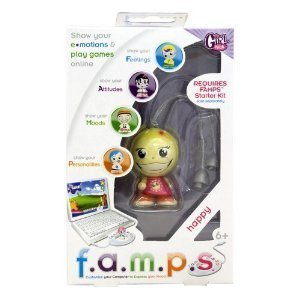 F.A.M.P.S. FAMPS Single Figure; Happy