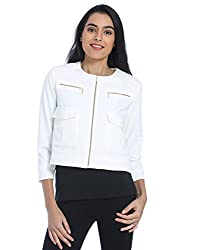Only Women's Casual Jacket (_5713023294992_Egret_40)
