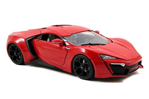 Jada Toys Furious Lykan Hypersport