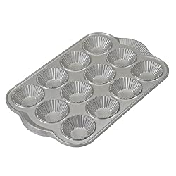 Nordic Ware Platinum French Tartlette Pan