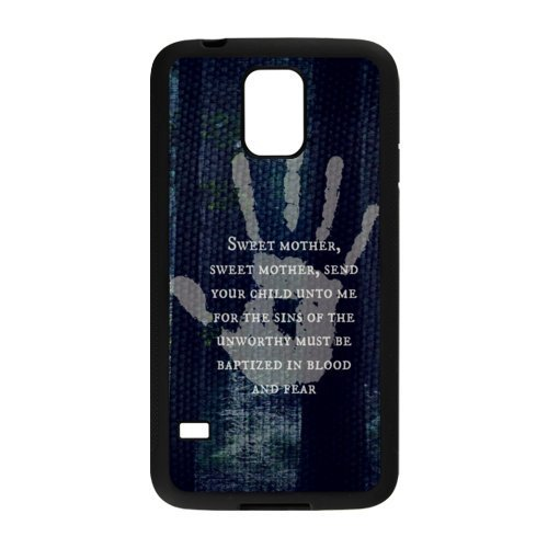 Elder Scrolls Skyrim Cell Phone Case Cover Protector for Samsung Galaxy S5 (2)