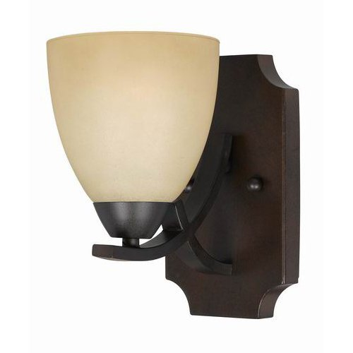 Triarch 33240/1 Value Wall Sconce, English Bronze