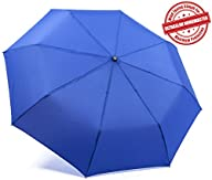 "Kolumbo Travel Umbrella BLUE Proven ""…"