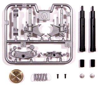 Tamiya - 12614 - Accessoire Pour Maquette - Fourche Av Honda Rc211v