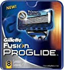 Gilete Fusion ProGlide - 8 Refill Cartridges