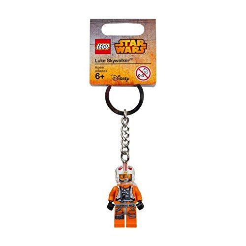 Lego Star Wars Luke Skywalker Key Chain - 1