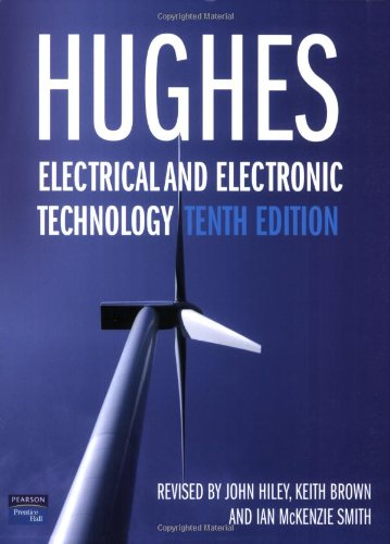Hughes Electrical & Electronic Technology, 10th Edition