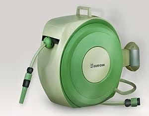 Schlauchtrommel Automatik 30m inkl. Wandhalterung von meindepot  GartenKundenbewertungen