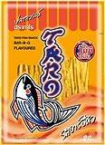 TARO FISH SNACK Bar-B-Q Flavoured (36grams)