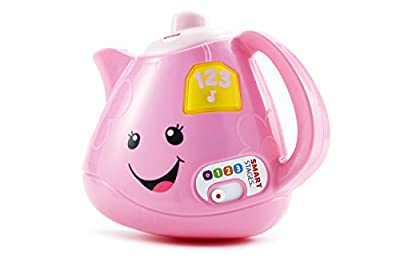 Fisher-Price Smart Stages Tea Set from Fisher-Price