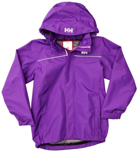 Helly Hansen Girl's K Dublin Waterproof Jacket