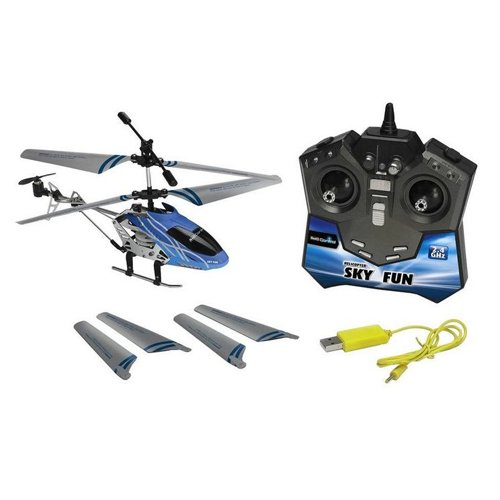 Revell-Control-23982-Sky-Fun-RTF3CH24-GHz-ferngesteuerter-Helikopter