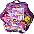 Mega Bloks Dora the Explorer Flower Bag Building Toy-3064
