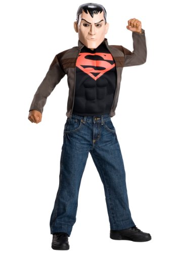 Young Justice Superboy Costume Size: Small - 1