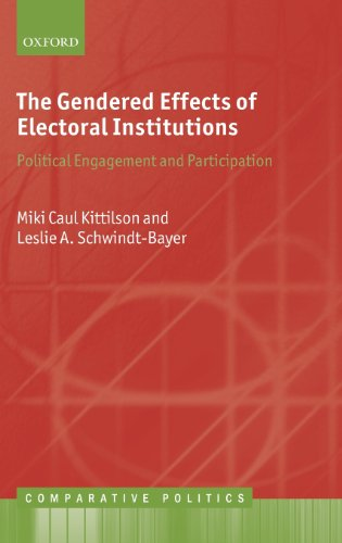The Gendered Effects of Electoral Institutions: Political Engagement and Participation (Comparative Politics)