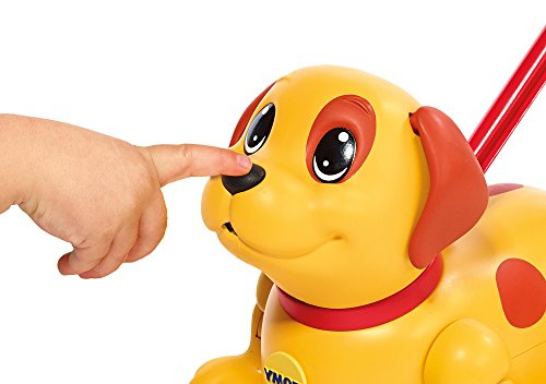 TOMY Kids Push Me Pull Me Puppy Toy