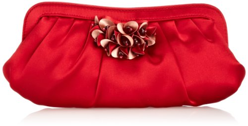 Menbur Womens 835290 Clutch 835290007 Red