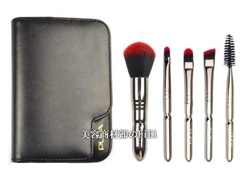 メイクブラシセット 化粧ブラシセット 大好評 高品質 多機能 5本セット STZー0544