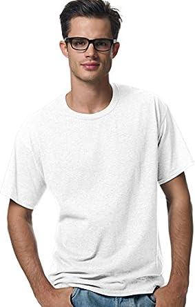 hanes 5170 comfortblend ecosmart crewneck mens t shirt