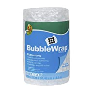 Duck Brand Bubble Wrap Cushioning, La…