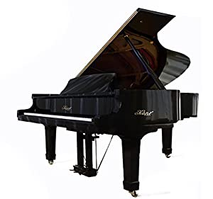 """Kaps of Dresden 'Model C' 6ft 1"""" Grand Piano from Kaps by Steinway specialists"""