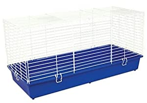 Ware Manufacturing Plastic Home Sweet Home Small  Pet 40-Inch Cage, X-Large