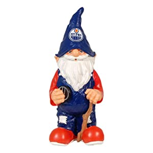 Edmonton Oilers 11.5 inch Collectible Gnome Size One Size