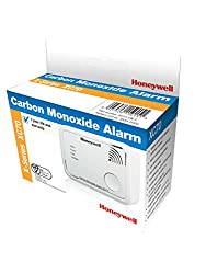Honeywell XC70-EN Battery Operated Carbon Monoxide Detector from Honeywell