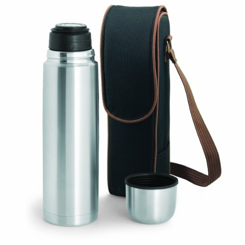 Picnic Time Kona Express Coffee/Tea Duffel With Vacuum Flask