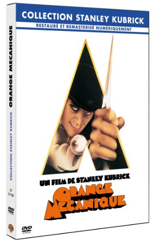 A Clockwork Orange [DVD] [Import]