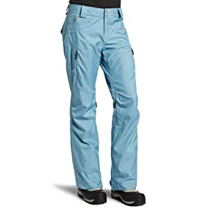 Oakley Women's GB Favorite Pant (Solar Blue, Large)