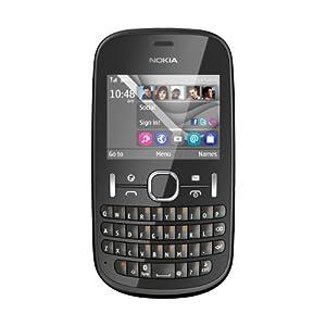 Nokia Asha 201 SIM Free Mobile Phone - Graphite