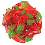 Gummy Red Hot Chili Peppers, Pack Of 7 Pound