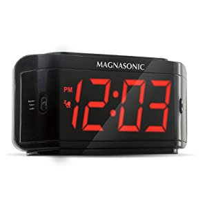 Defender ST300-SD Covert Fully Functional Alarm Clock Security DVR with Built-in Color Pinhole Surveillance Spy Camera and 2GB SD Card