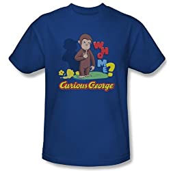 Curious George Who Me T-Shirt