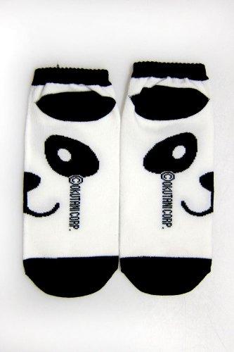 Panda Bear Ankle Socks