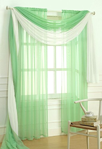 empire-home-solid-sheer-voile-scarf-valance-216-long-window-scarves-37-x-216-color-jade-green