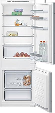 Siemens KI77VVS30 Intégré 169L 63L A++ réfrigérateur-congélateur - réfrigérateurs-congélateurs (Intégré, Bas-placé, A++, SN, T, LED, 4*)