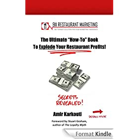 """The Ultimate """"How-To"""" Book To Explode Your Restaurant Profits! (English Edition)"""