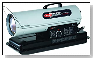 Dyna Glo Delux 75K BTU Kerosene Forced Air Heater