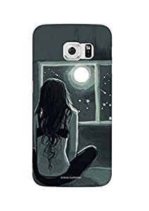 Sowing Happiness Back Cover for Samsung Galaxy S6 EDGE