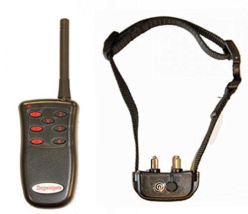 Dogwidgets® DW-6 Remote 1 Dog Training Shock Collar with ...